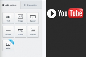 Send video's in emails easily