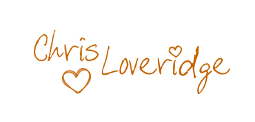 Chris Loveridge Logo