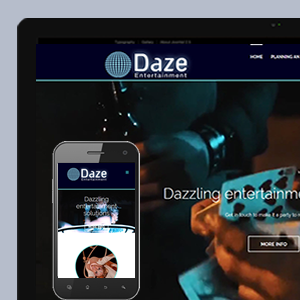 Daze Entertainment Ltd