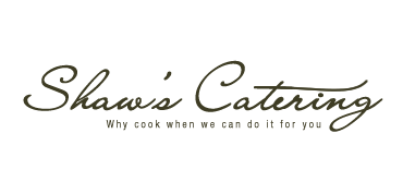 Shaws Catering Logo